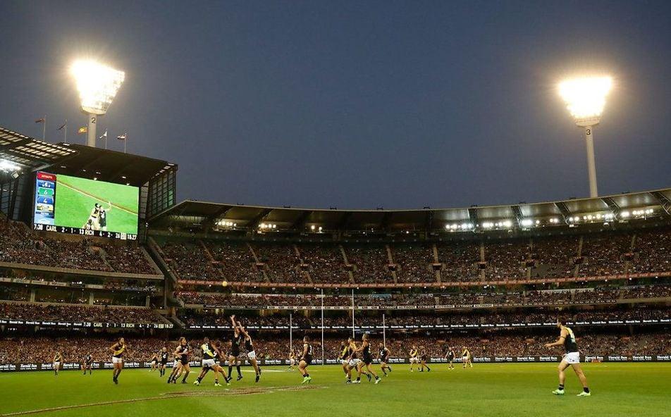 Tigers top MCG crowd predictions